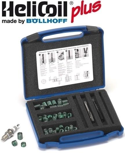 HeliCoil Gewindereparatur von Böllhoff