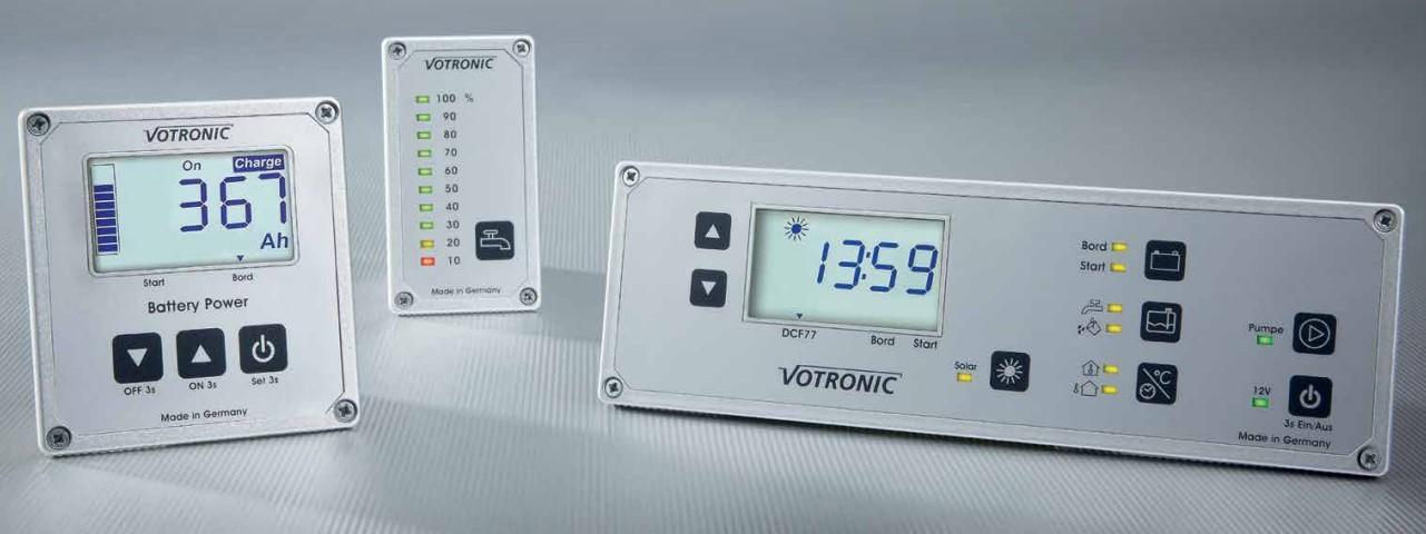 Votronic Anzeigen