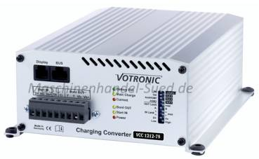 Votronic 3327 Lade-Booster 12V 75A - VCC 1212-75
