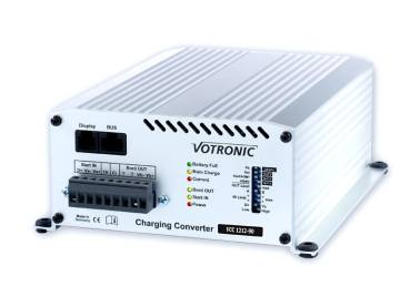 Votronic 3329 Lade-Booster 12V 90A - VCC 1212-90