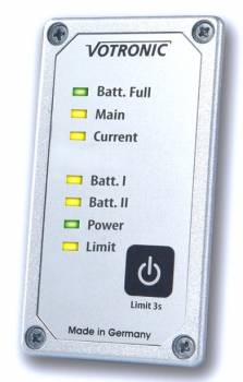 Votronic 2076Remote Control for Automatic Charger - Kopie
