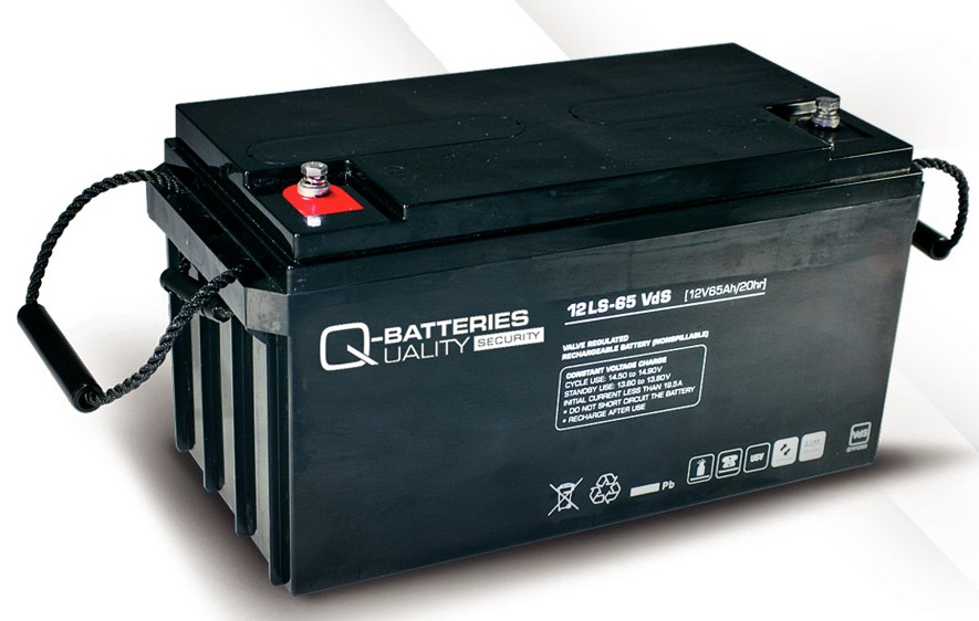 quality batteries agm 12ls 65 q battery shop. Black Bedroom Furniture Sets. Home Design Ideas